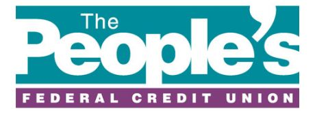 The People\'s Federal Credit Union